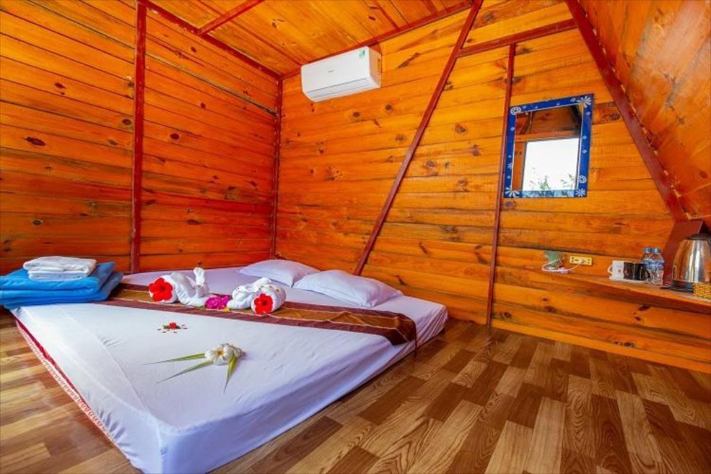 Phòng nghỉ tại Saint Mary Beach Resort