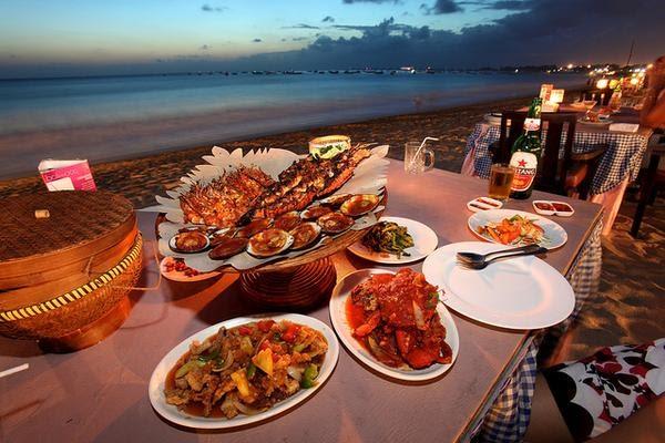 Ăn gì khi du lịch Bali?