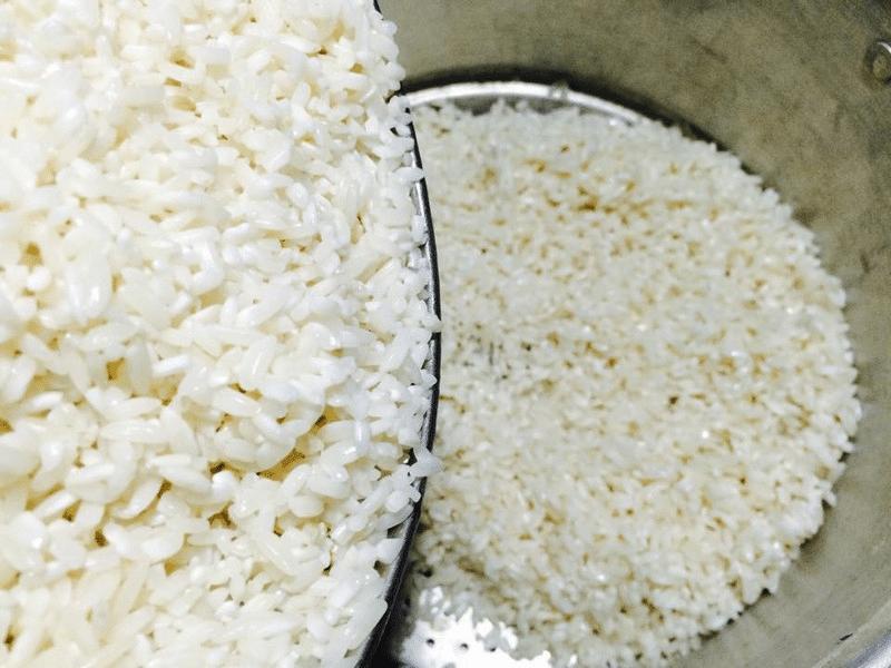 Chọn gạo cho món gà không lối thoát
