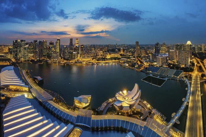Singapore là quốc đảo xinh đẹp được nhiều du khách yêu thích