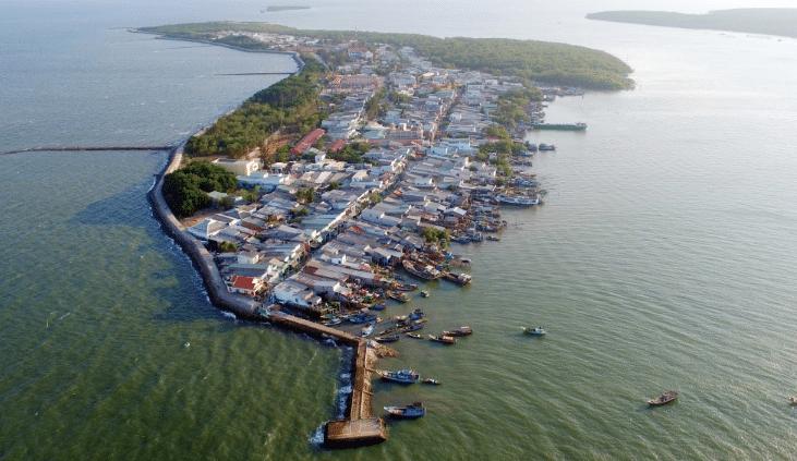 Địa điểm du lịch Đảo Thạnh An, Cần Giờ