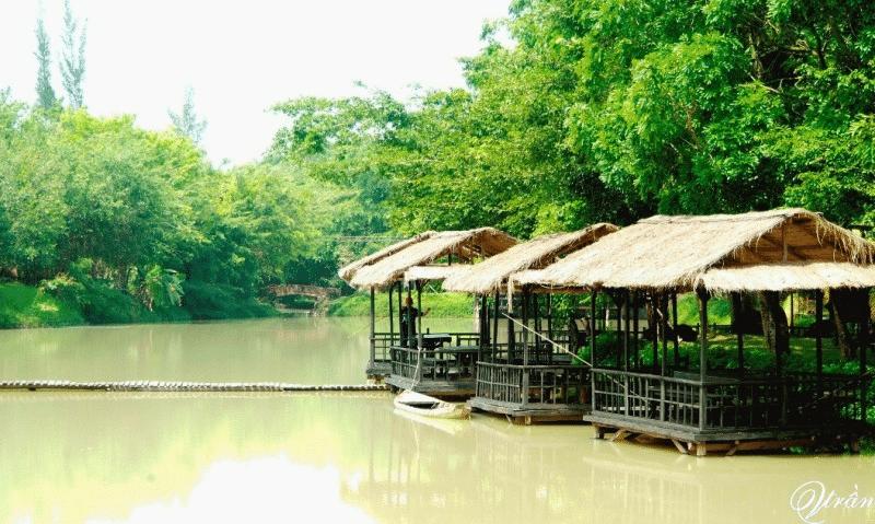 Tham gia hoạt động câu cá khi đến với Cao Minh
