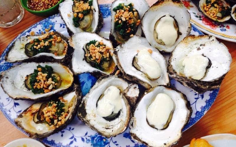 Khám phá ẩm thực khi đi du lịch Cần Giờ