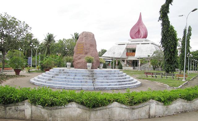 Khu du lịch Bến Tre Đồng Khởi