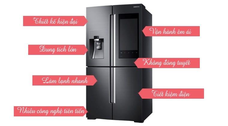 Lợi ích của tủ lạnh Inverter