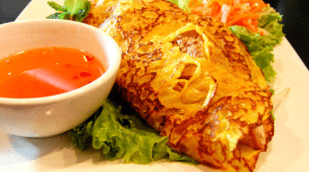 Những món ăn ngon ở khu du lịch Lan Vương