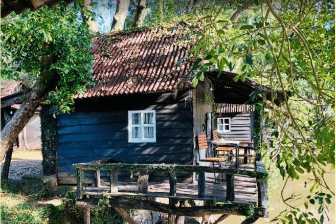 Nơi nghỉ dưỡng tại khu du lịch Cao Minh
