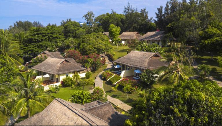 Resort nghỉ dưỡng tại Bình Thuận