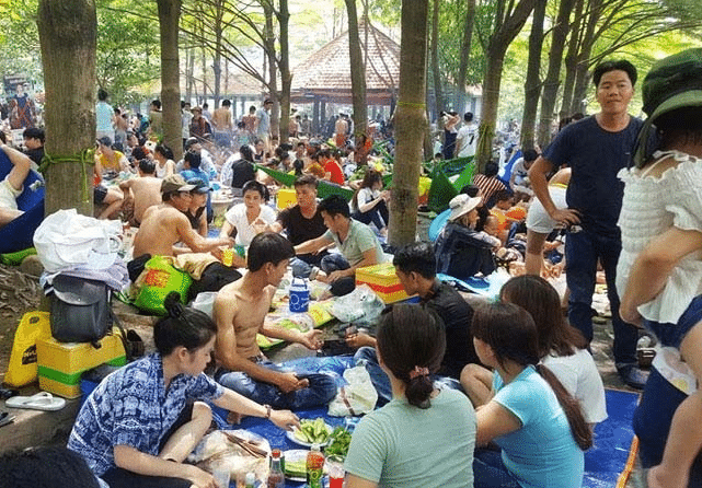 Tổ chức một buổi dã ngoại thú vị tại Thủy Châu