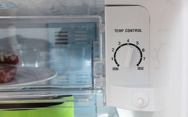 Tủ lạnh Inverter có thể điều chỉnh được nhiệt độ cho từng ngăn