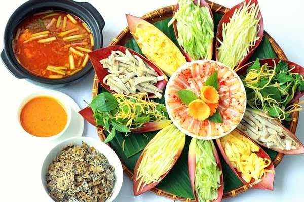 Văn hóa ẩm thực khi đi du lịch Mũi Né