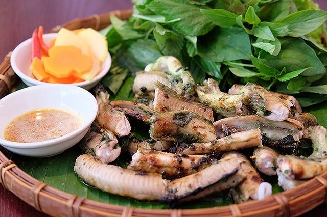Đặc sản cá Ninja tại Quy Nhơn