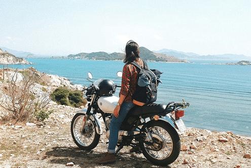 Đi du lịch Cô Tô bằng xe máy