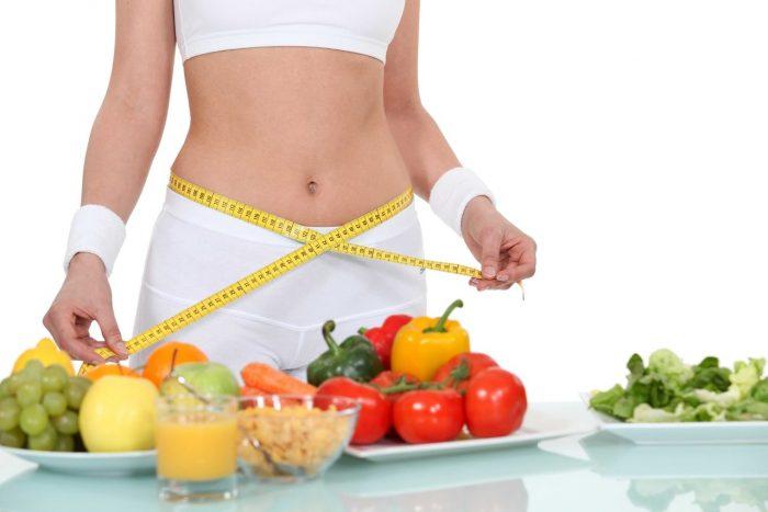 Giảm cân bằng salad