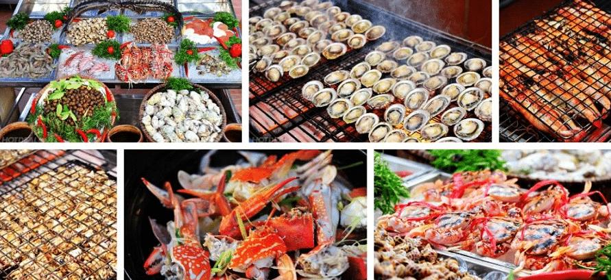 Phải thưởng thức hải sản khi đi du lịch Cô Tô