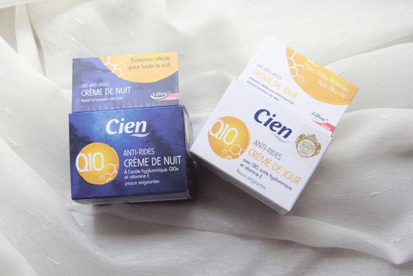 Kem dưỡng chống lão hóa Cien Q10