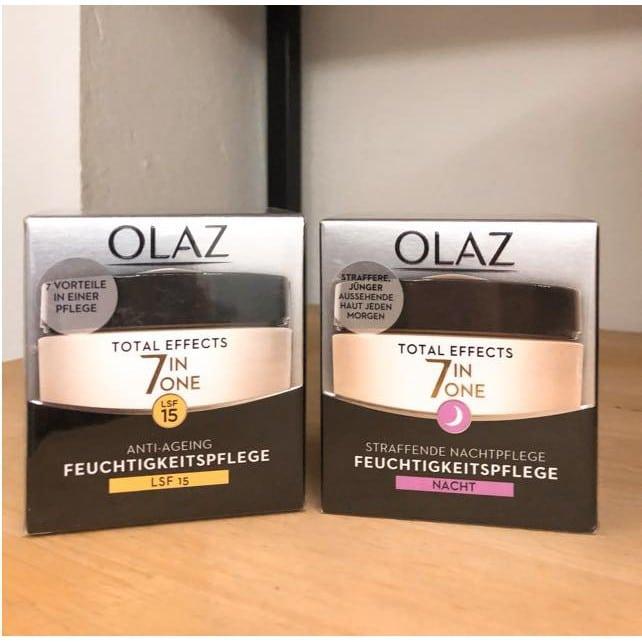 Kem chống lão hóa ban đêm Olaz Total Effects 7in1 Mini